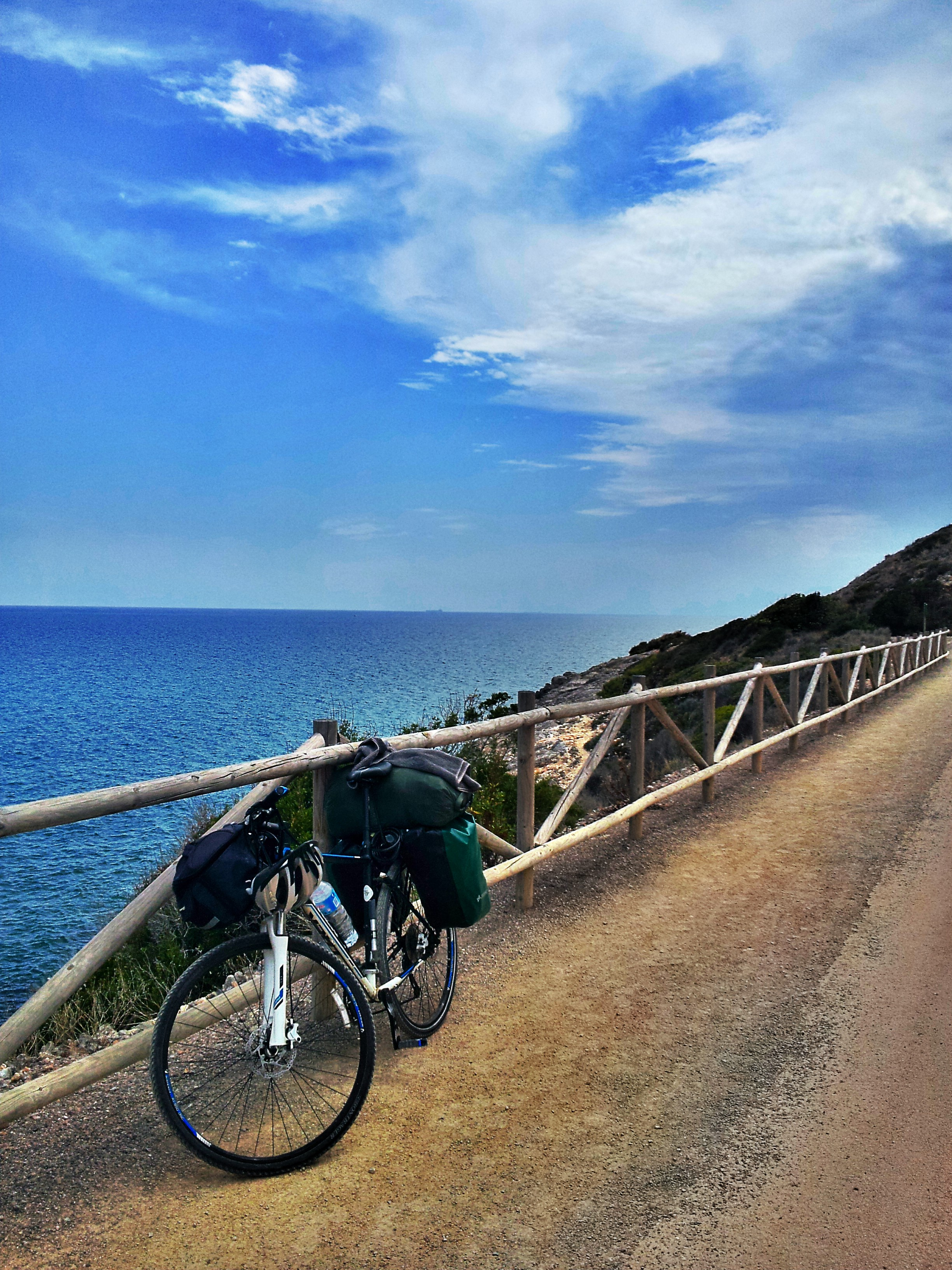 On the way from Benicassim to Oroposa, Spain